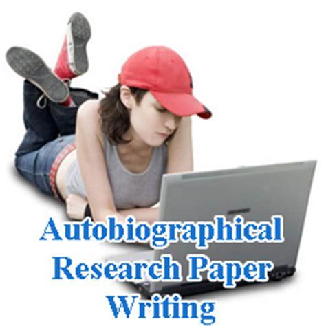Choosing subject research paper